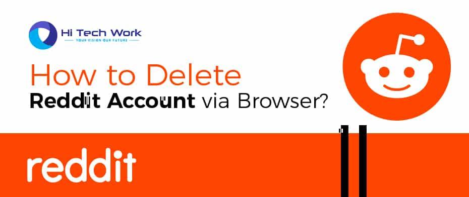 How To Delete Reddit Account On App
