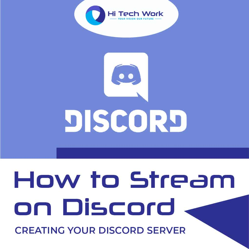 How To Stream Games On Discord
