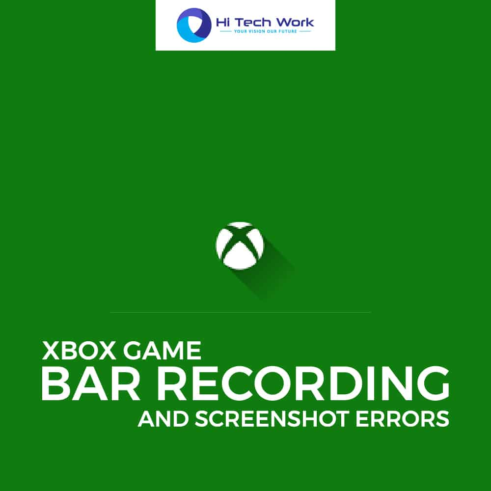 Xbox Game Bar Voice Chat Not Working