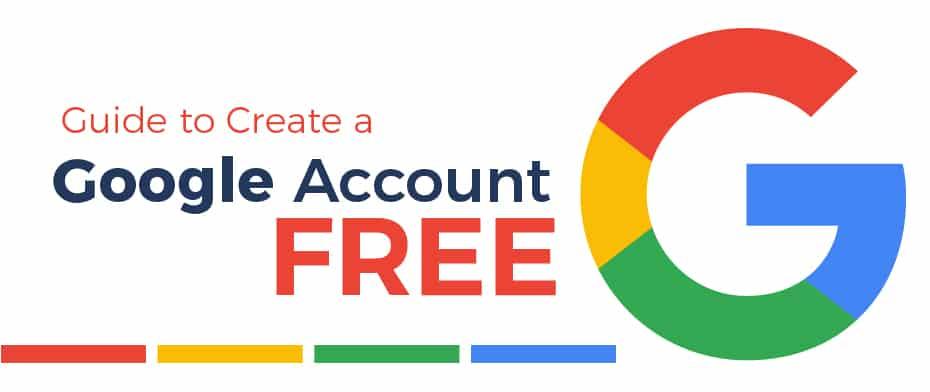 free google app account