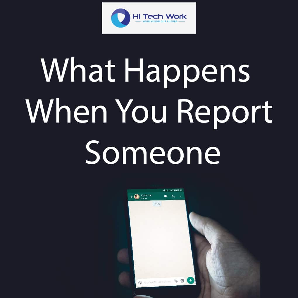 how to report on discord