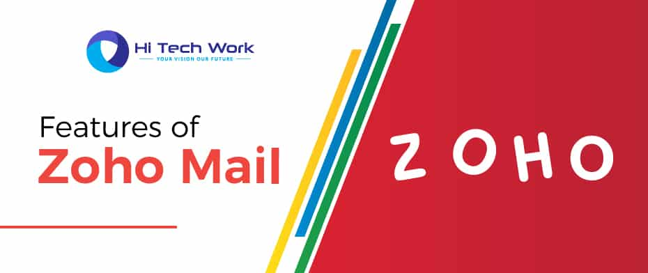 zoho mail control panel