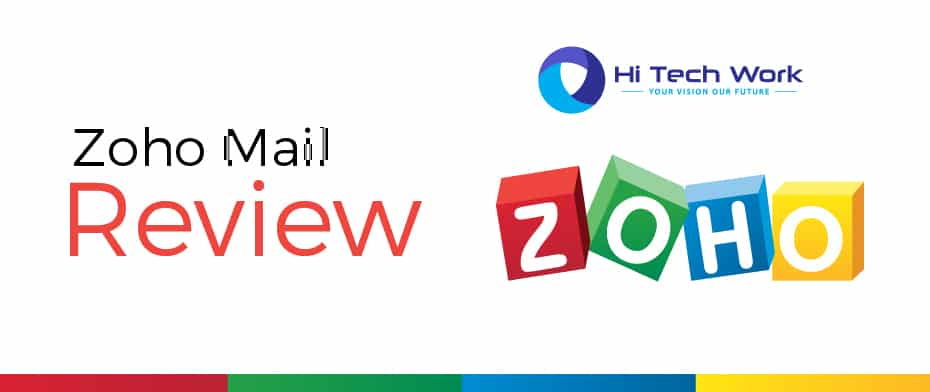 zoho mail sign in
