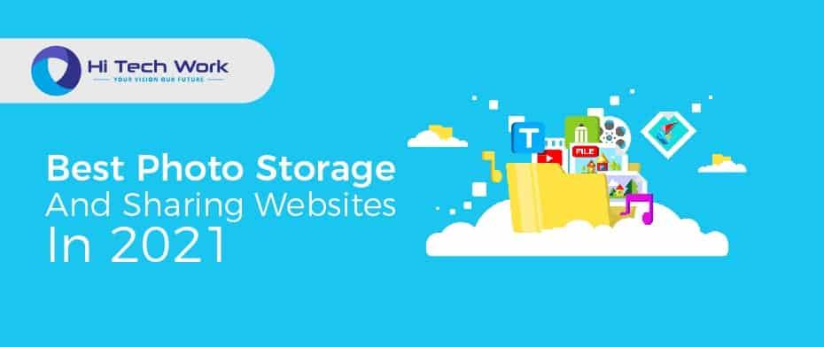 Best Cloud Photo Storage