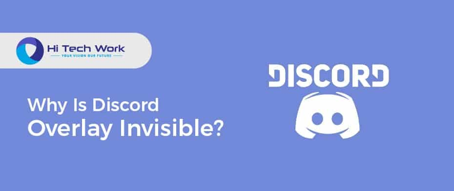 Discord Overlay Not Working Overwatch