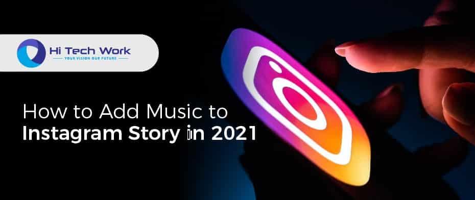 How Do I Add Music To My Instagram Story