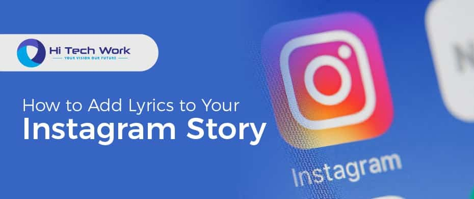 How Do You Add Music To Instagram Story