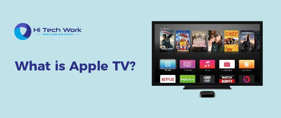 How Does Apple Tv Plus Work