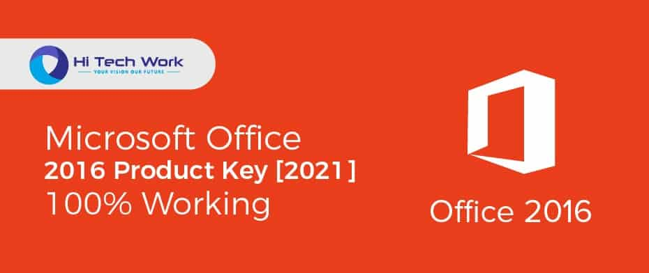 Microsoft Office 2016 64 Bit Free Download With Product Key