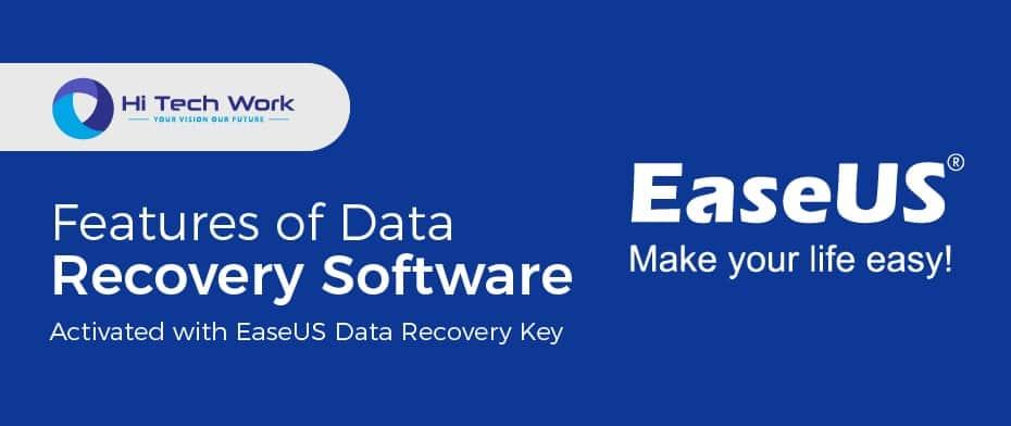 easeus data recovery serial key free