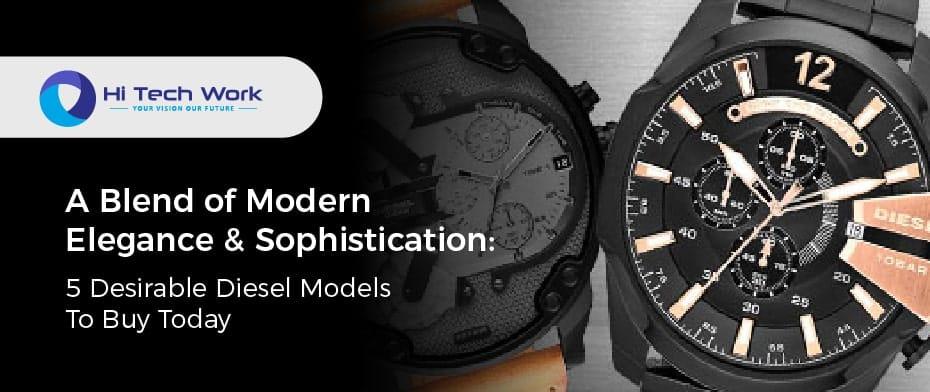 A Blend of Modern Elegance & Sophistication