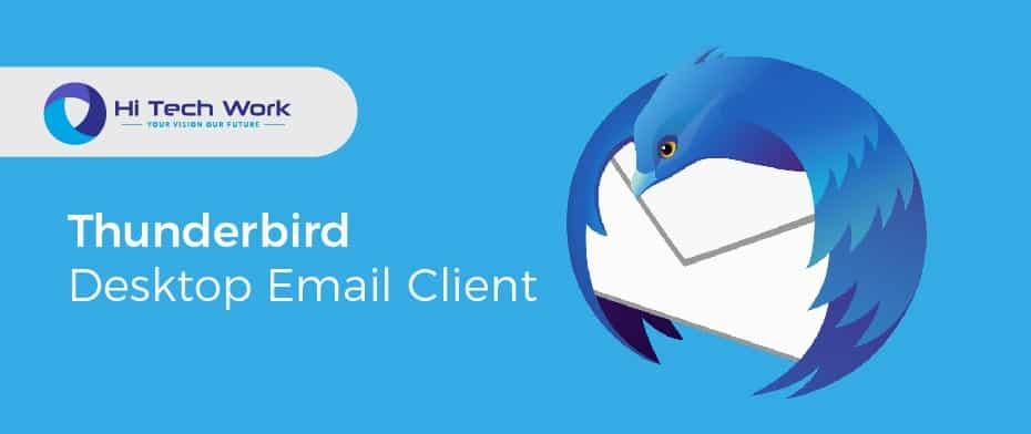 Desktop Email Client