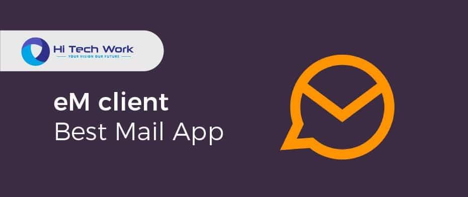 Email Desktop Client