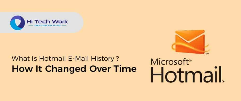 Free Hotmail E Mail