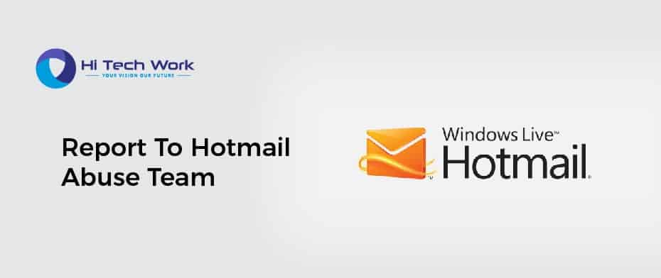 Hotmail Spam