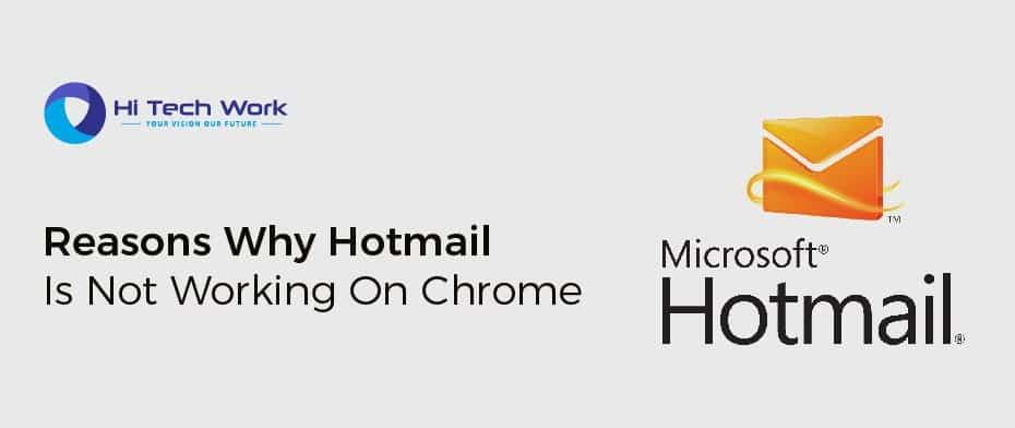 HotmailOutlook Not Working On Chrome In Desktop Mode