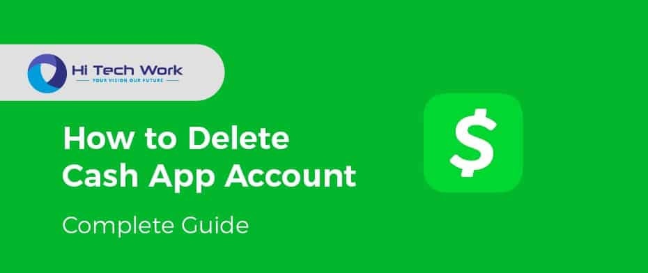 How To Delete A Cash App Account