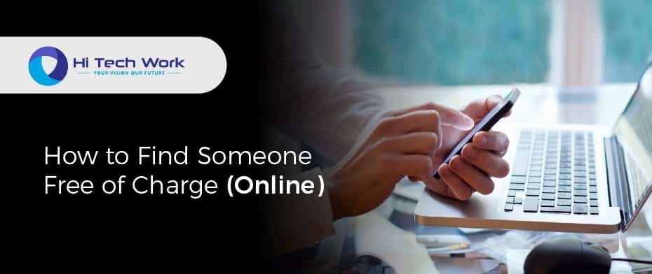 How To Find Address And Phone Number For Someone Free Of Charge
