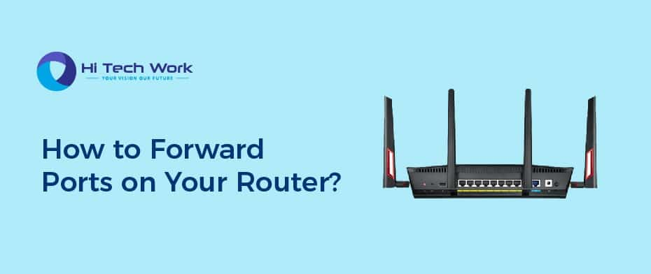 How To Forward Ports On Netgear Router