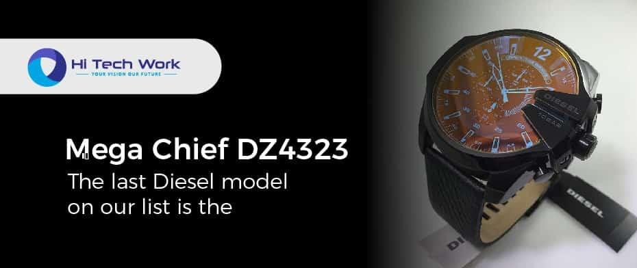 Mega Chief DZ4323