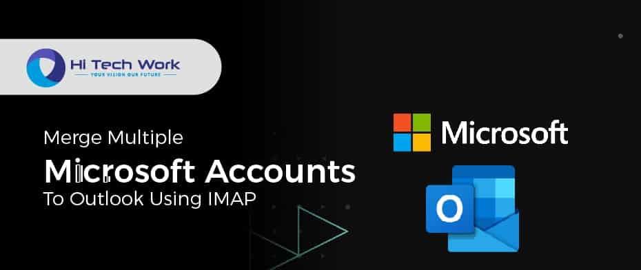 Merge Two Microsoft Accounts