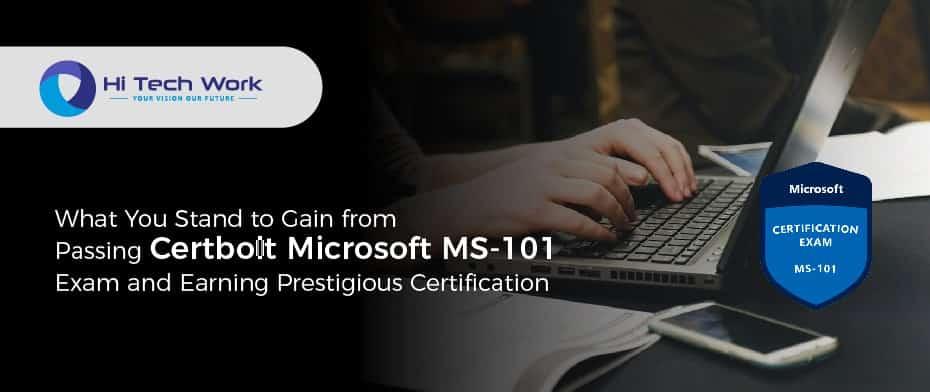 Microsoft MS-101