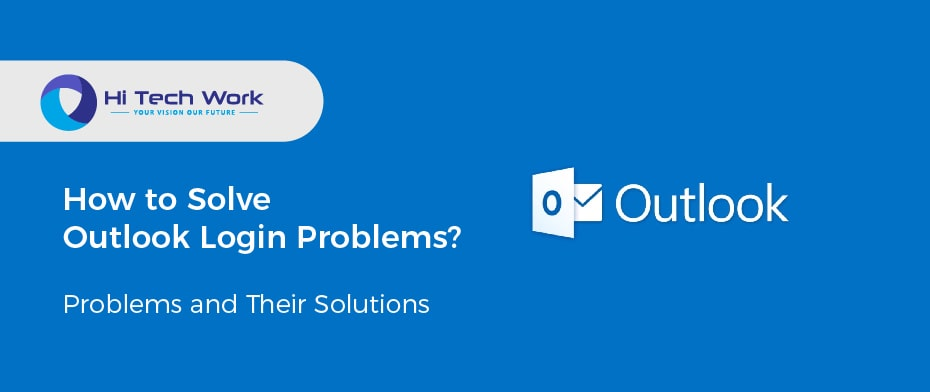 Microsoft Office Outlook Login Problems