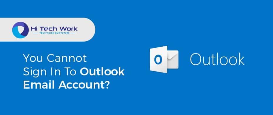 Microsoft Outlook Login Problems