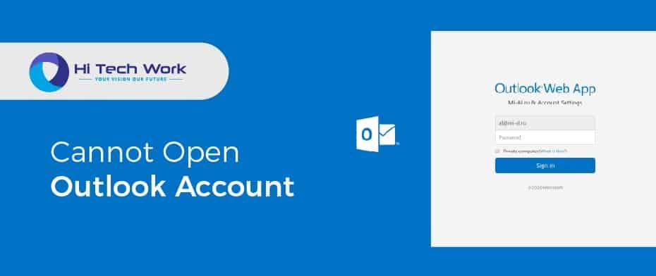 Outlook Web App Login Problems