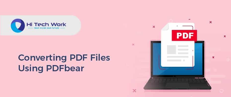 Splitting PDF Files