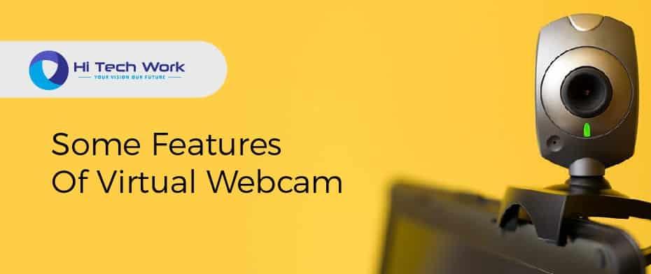 Virtual Webcam Windows 10
