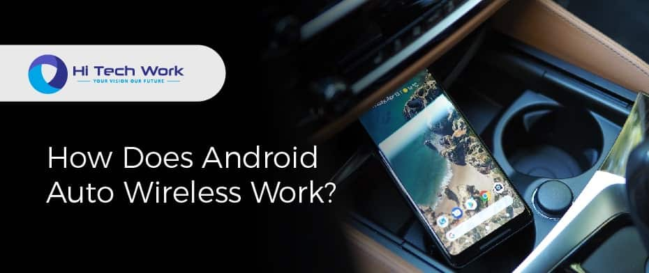 Wireless Android Auto Adapter