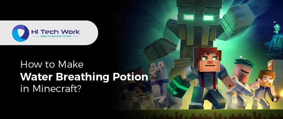 potion of water breathing