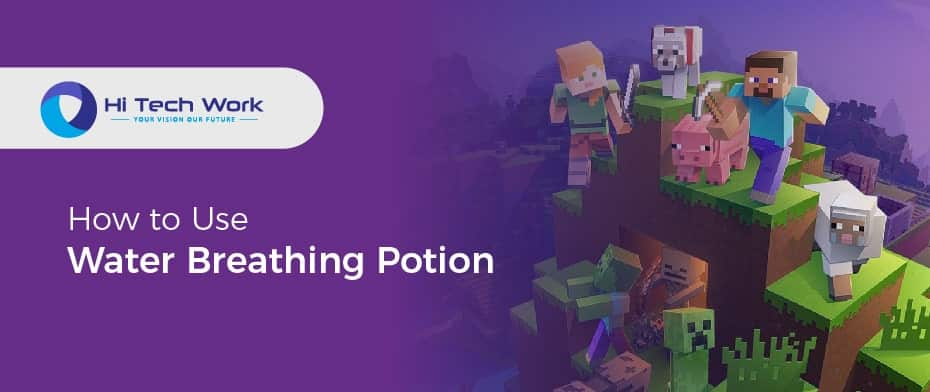 water breathing potion minecraft