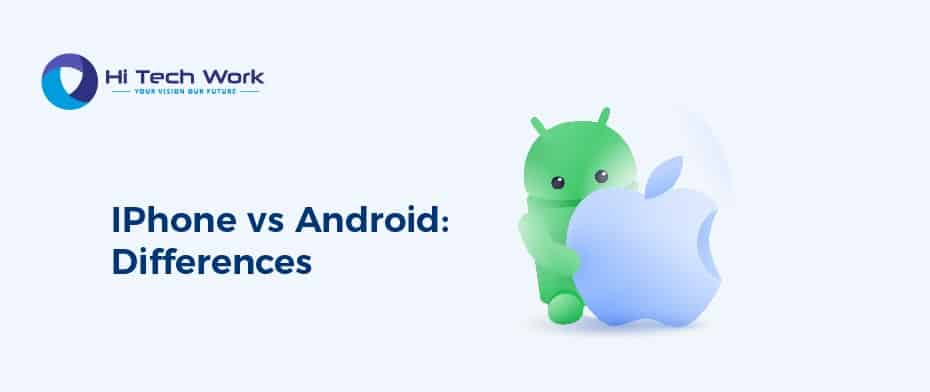 Android Vs Iphone Market Share