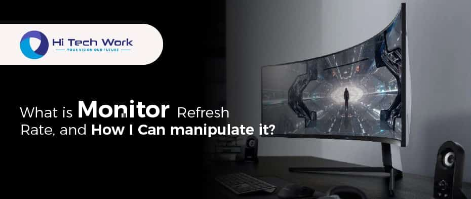 Change Monitor Refresh Rate