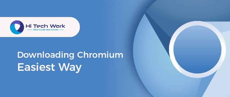 Chromium Browser Vs Chrome