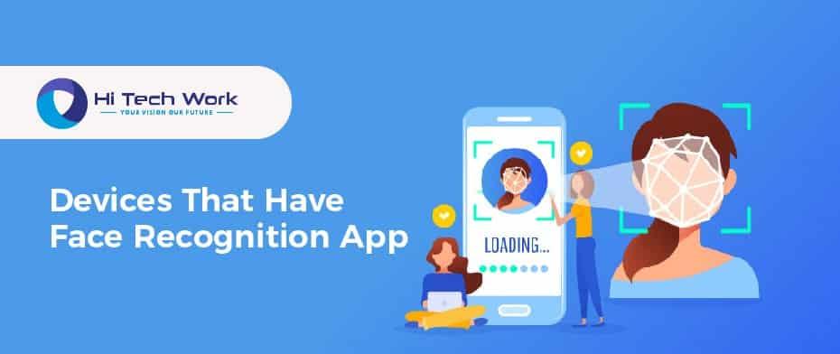 Face Recognition App Windows 10