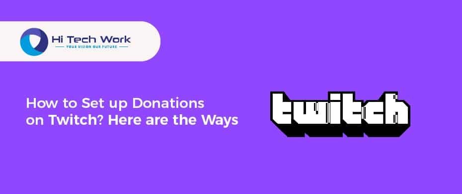 How To Set Up Bit Donations On Twitch