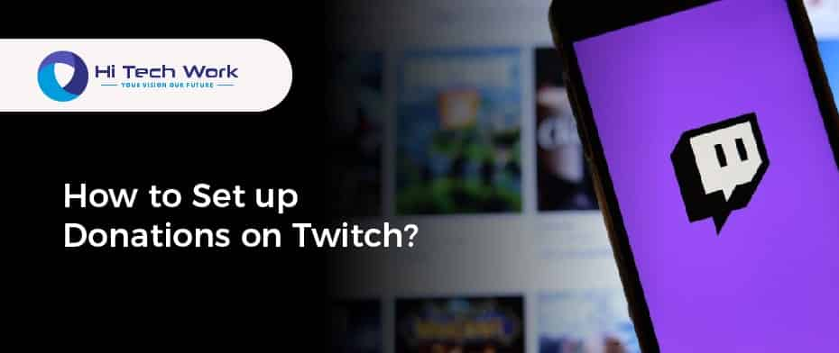 How To Set Up Donations On Twitch Streamlabs