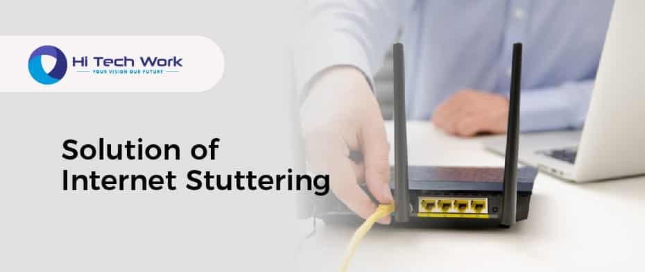 Internet Stuttering