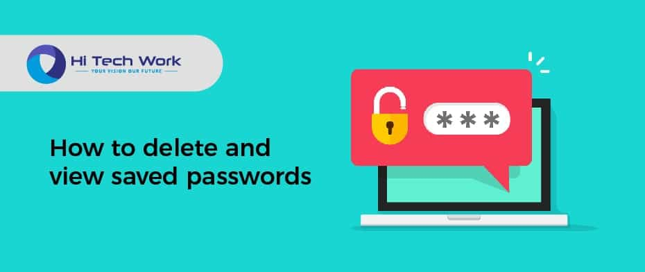 View Saved Passwords Chrome