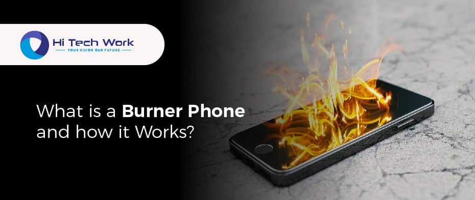 What Is A Burner Cell Phone