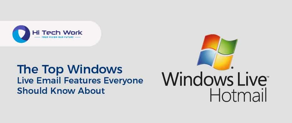 Windows Live Email Downloads