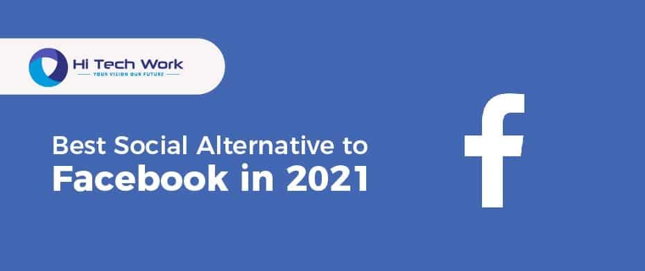 best alternative to facebook