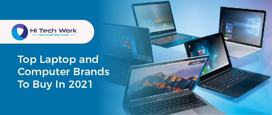 Best Computer Brands