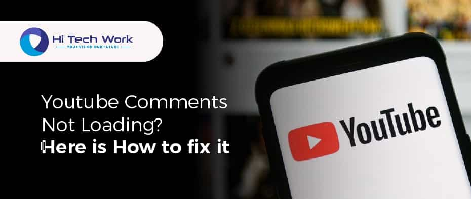 Comments Not Loading Youtube