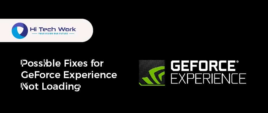 Geforce Experience Not Loading Kingdom Come Deliverance