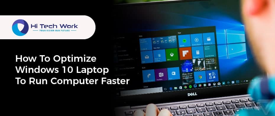How To Optimize Windows 10