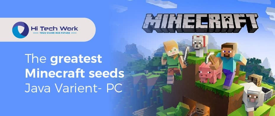 Good Minecraft Seeds Ps4